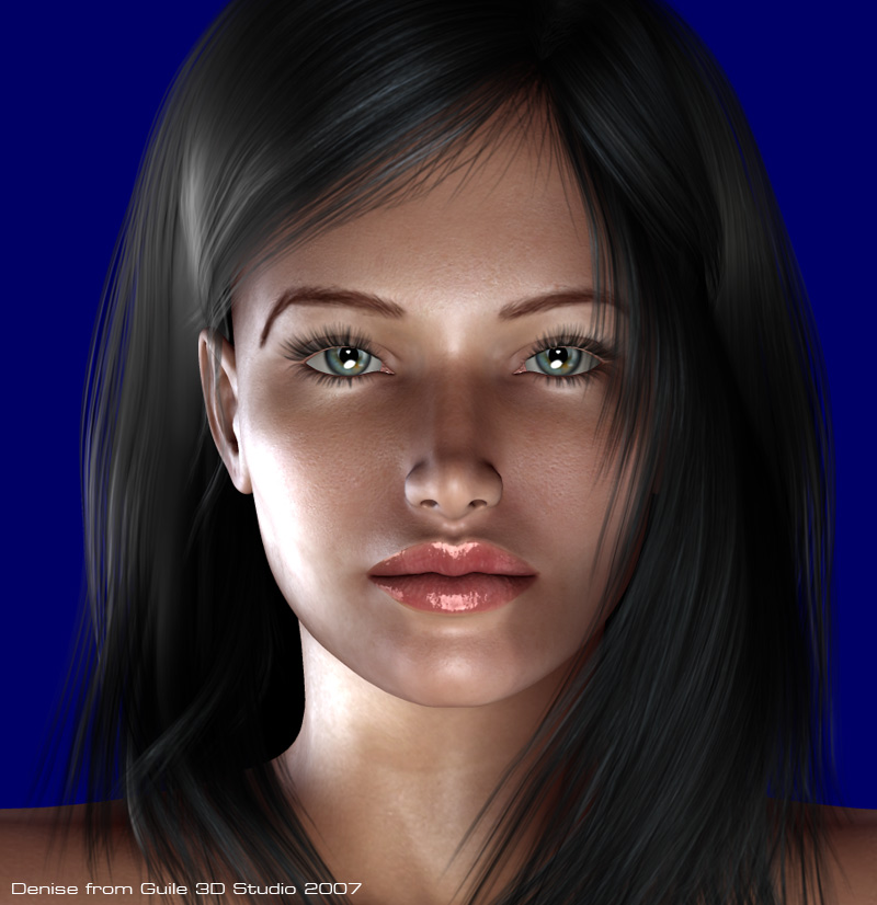 Virtual Assistant Denise 1.0 - Guile 3D Studio Megaupload ...