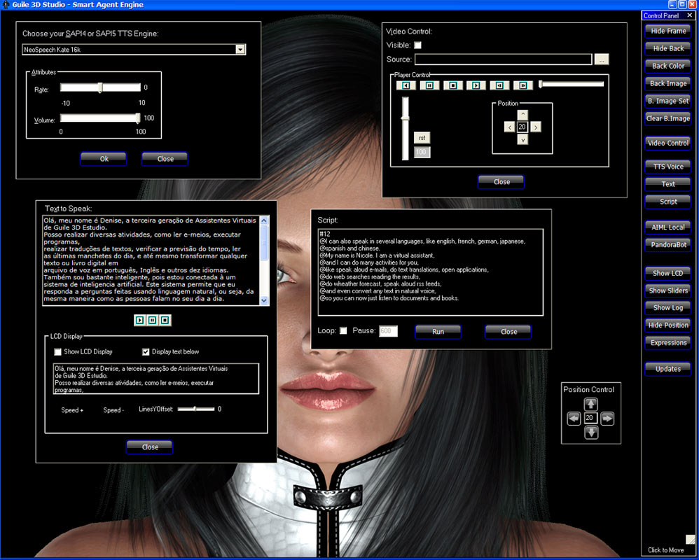 Virtual Humans Forum