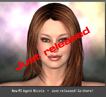 Nicole is here!