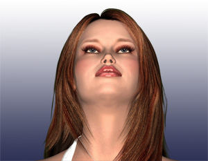 Guile 3D Studio - Virtual Characteres for web site